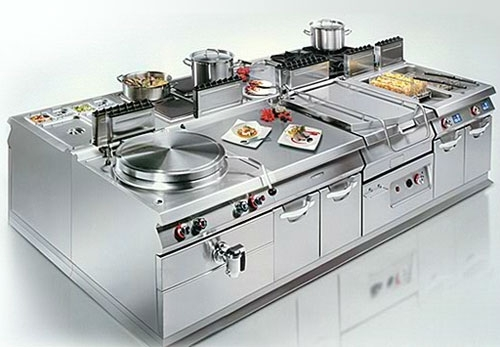 stainless steel restaurant equipment